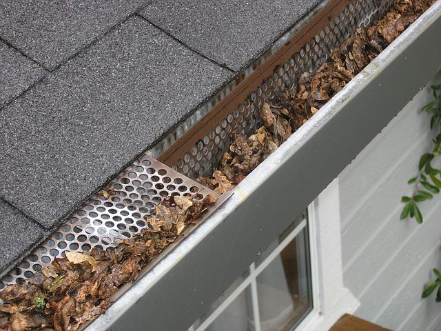 gutter repair Purcellville VA